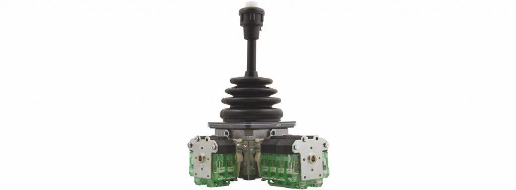 industriële joysticks